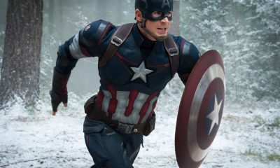 Netflix Chris Evans Captain America