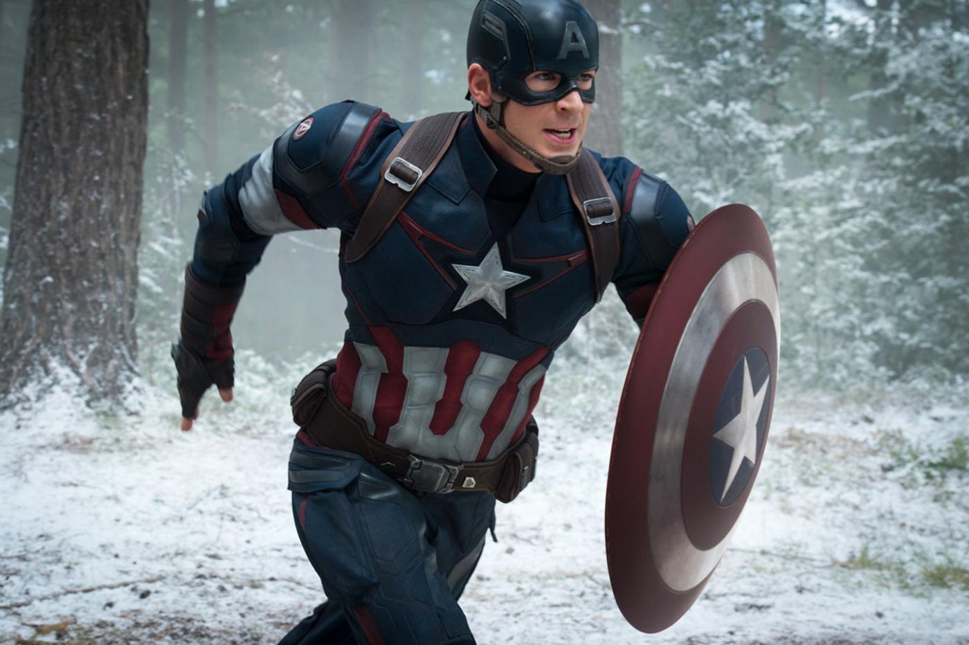 Netflix Chris Evans Captain America