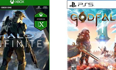 Comparatif Boites PS5 et Xbox Series X