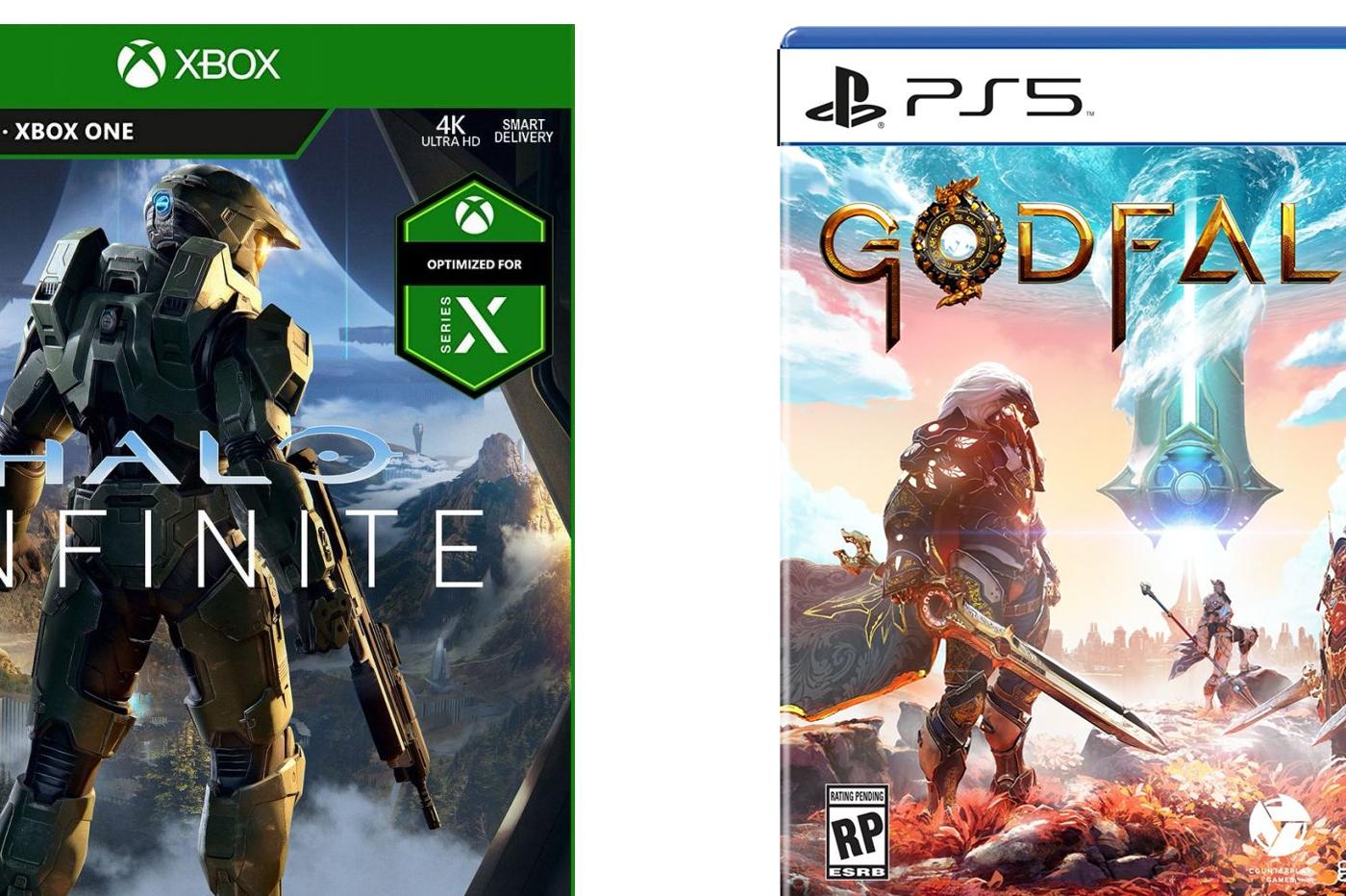 Comparatif Boites PS5 et Xbox Series X
