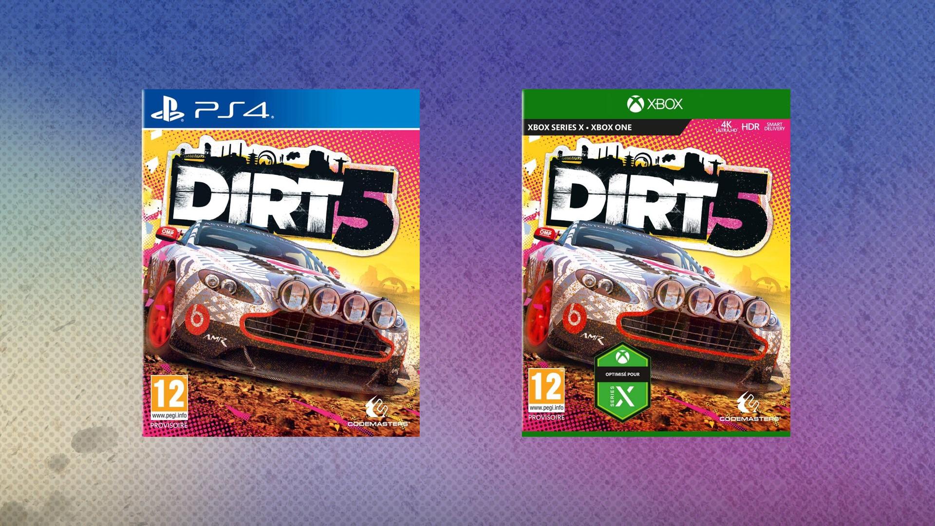 Dirt 5 - Standard