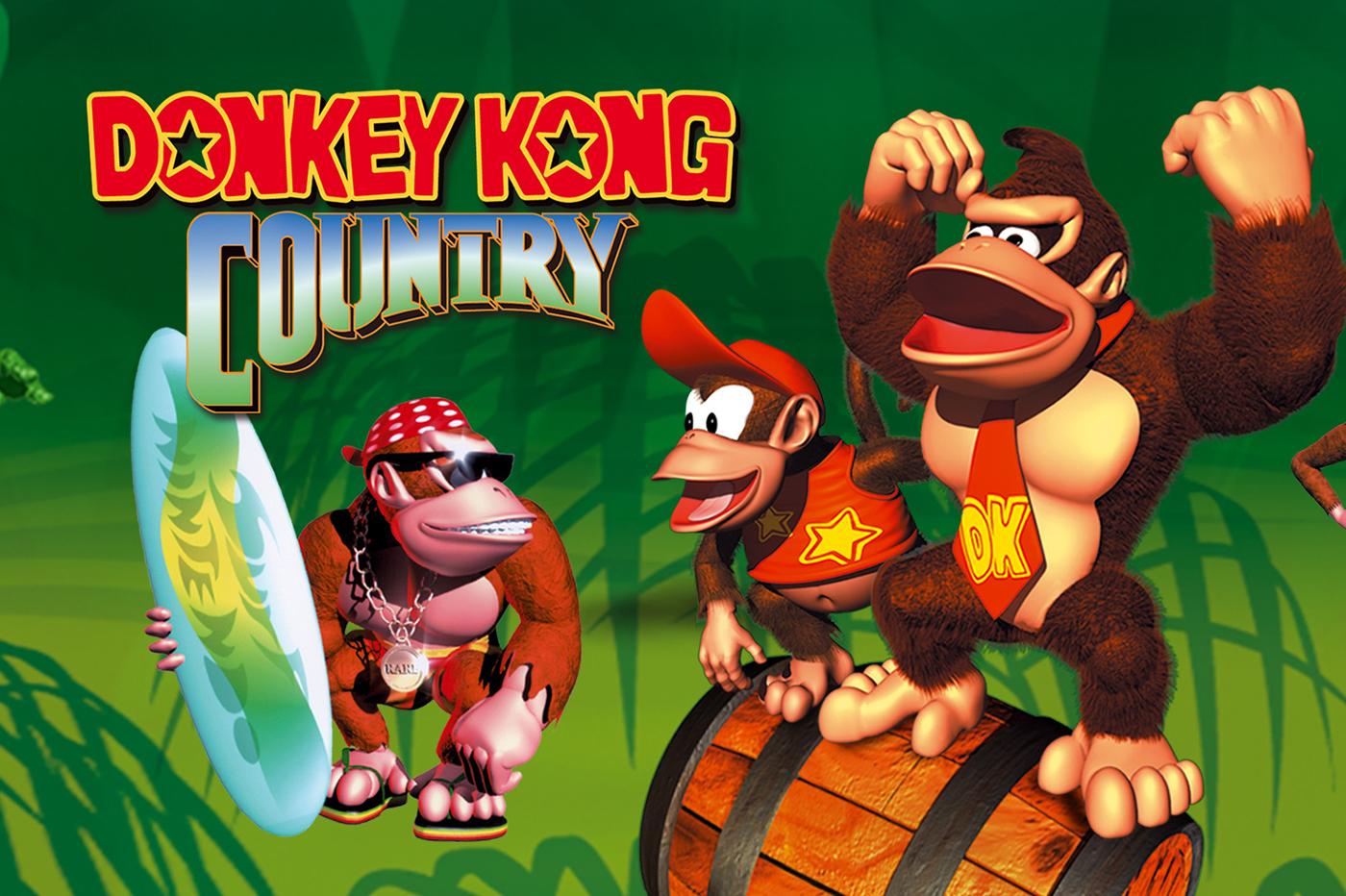 Donkey Kong Country arrive avec les jeux de juillet 2020