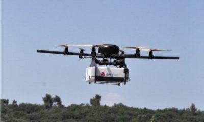 CVS lance un système de livraison par drone