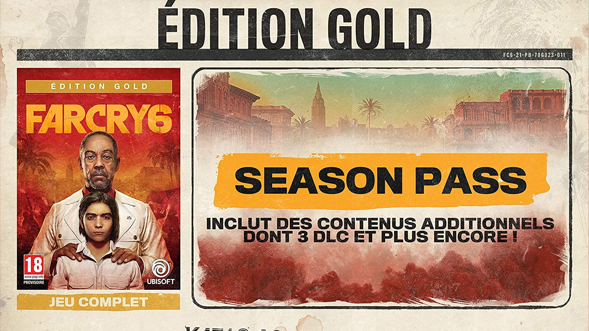 FarCry 6 Edition Gold
