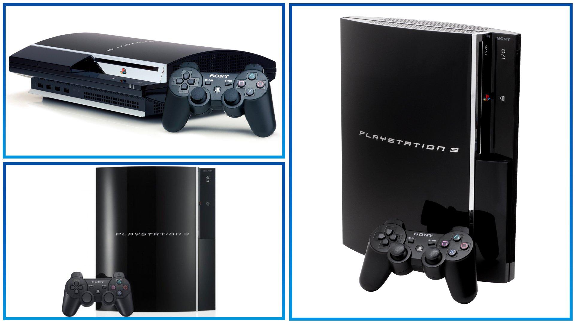 Fiche PlayStation 3