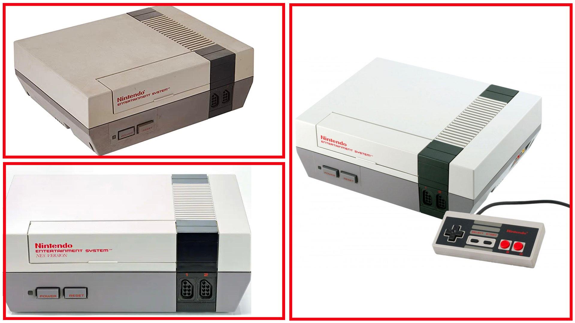 Fiche Nintendo NES