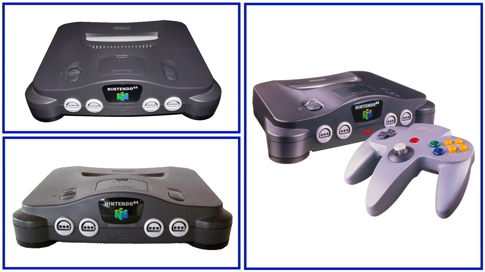 Fiche Nintendo 64