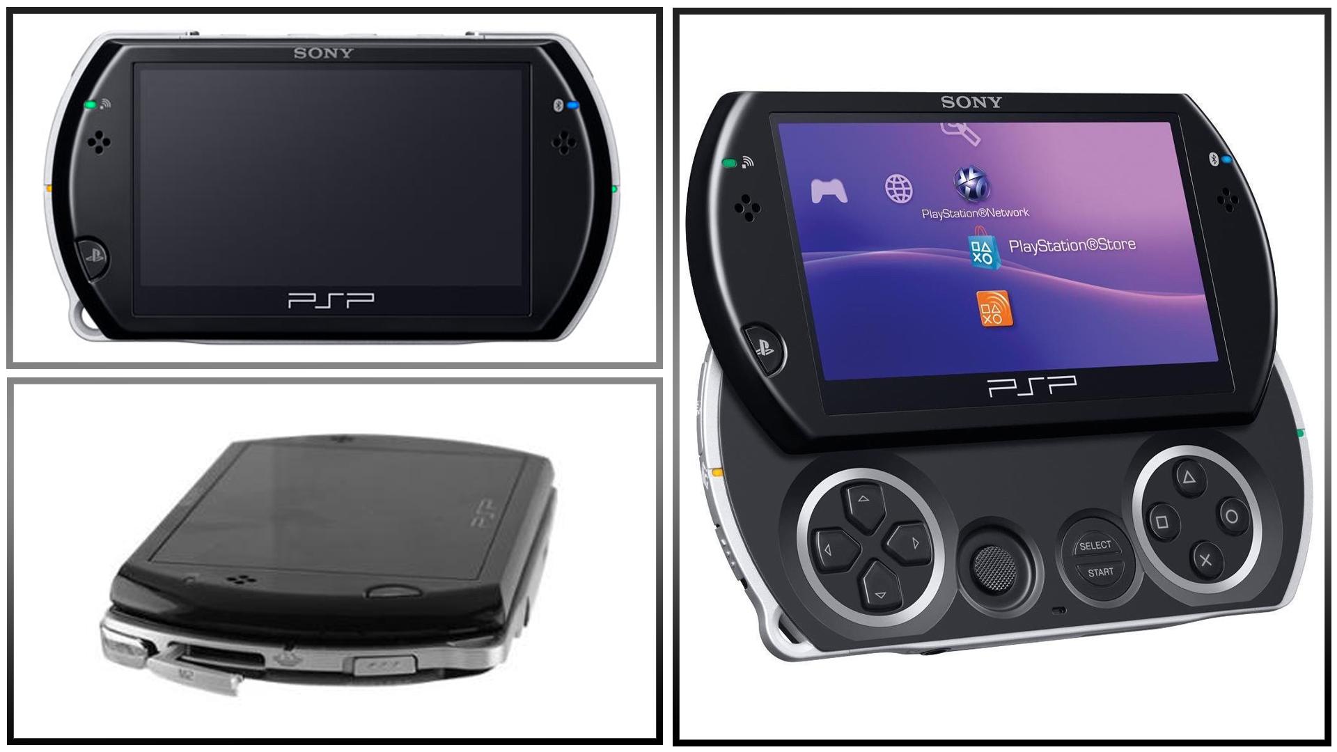 Fiche PSP Go