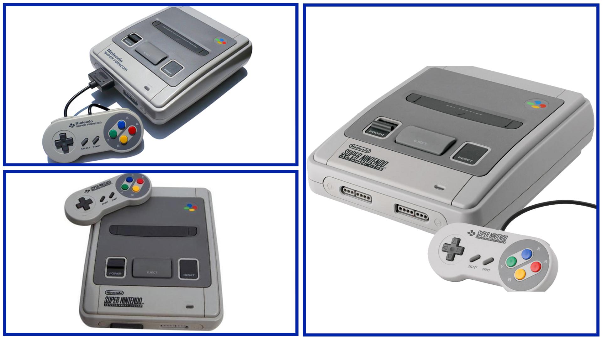 Fiche Super Nintendo