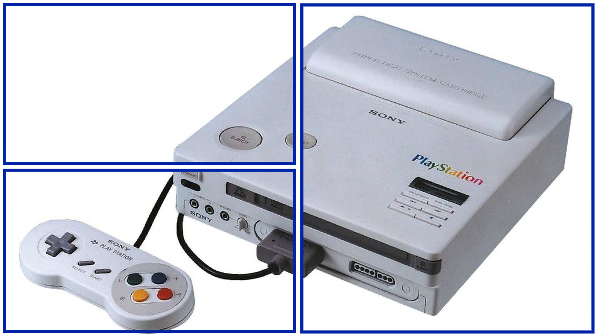 Fiche Super Nintendo PlayStation