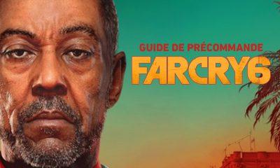 Guide Précommande FarCry 6