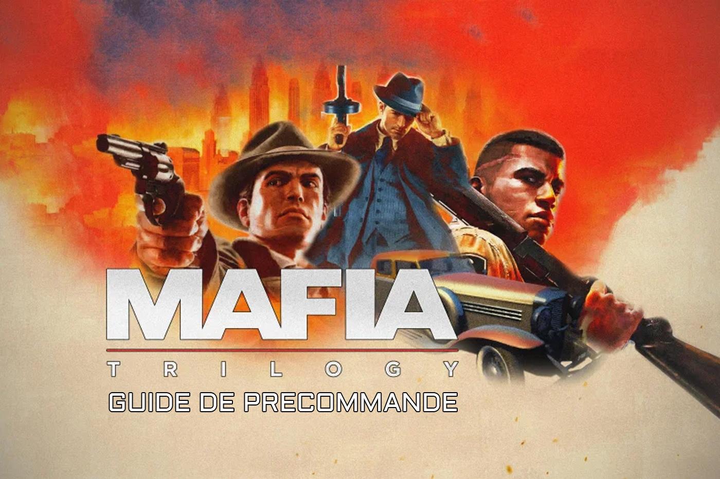 Mafia Trilogy Précommande
