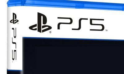 Jaquette jeux PS5 PlayStation 5