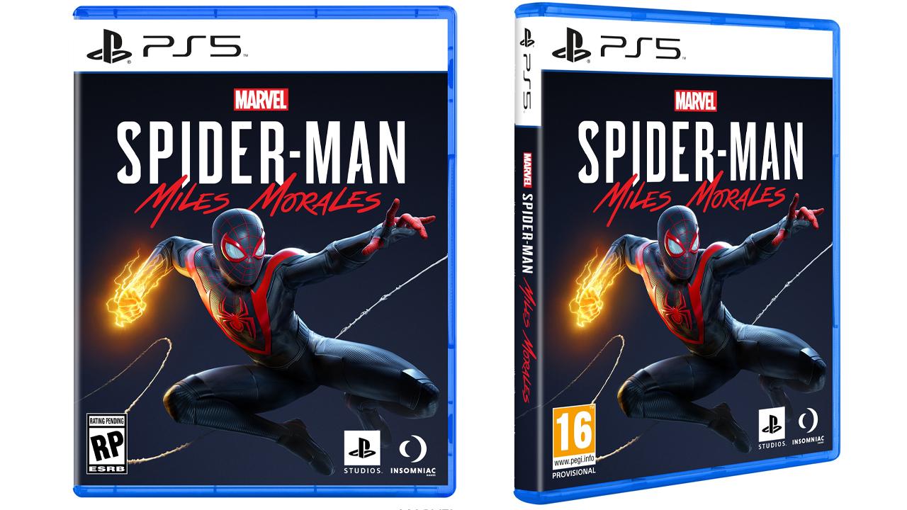 Jeu Spider-Man Miles Morales PS5