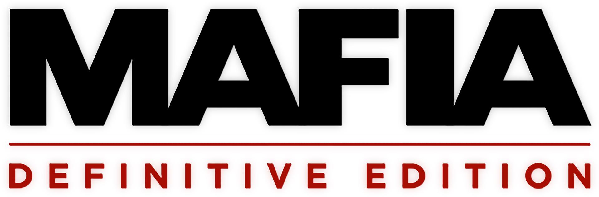 Logo Mafia Definitive Edition