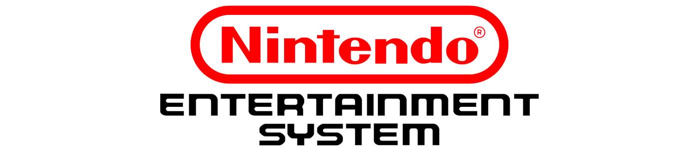 Logo Nintendo NES