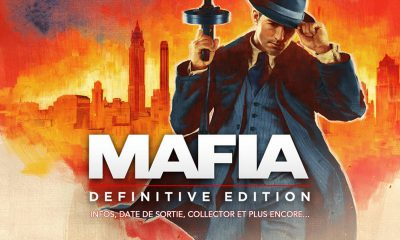 Mafia Definitive Edition - Infos, date de sortie, collector et plus encore...