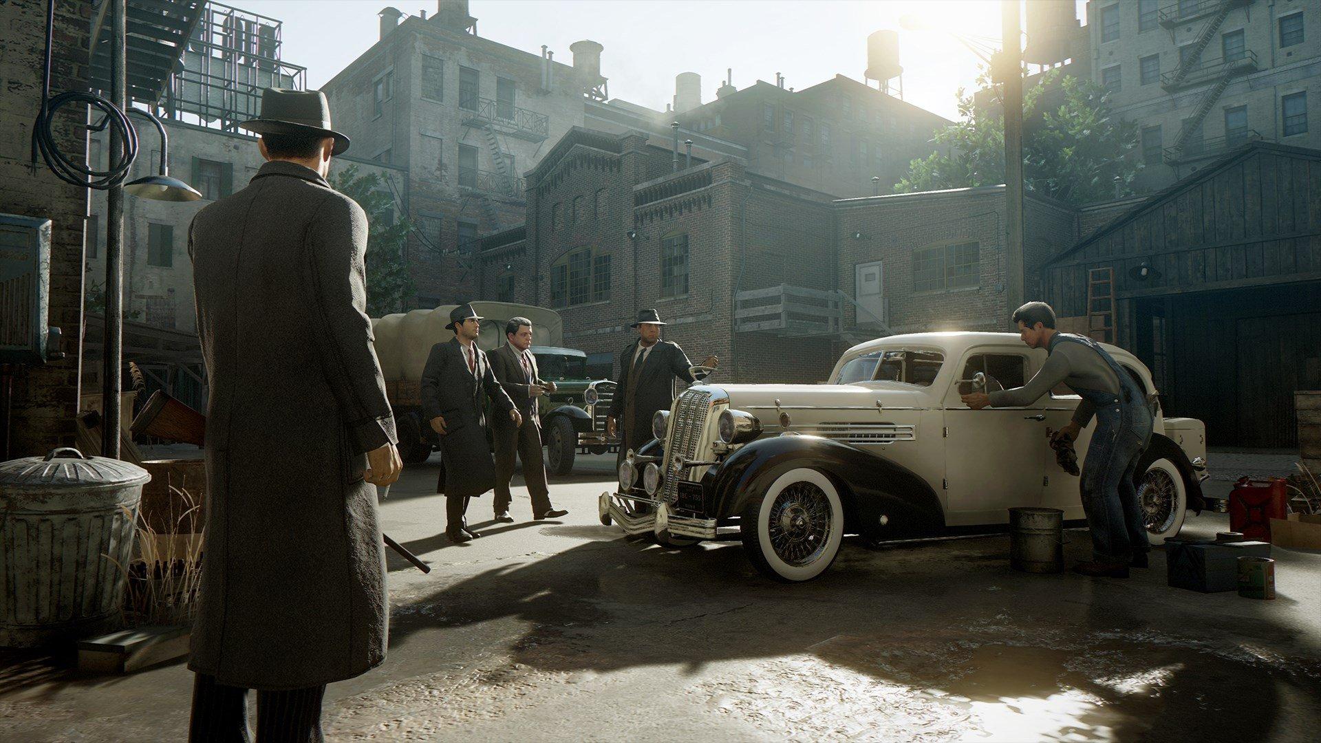Mafia Definitive Edition Screenshot