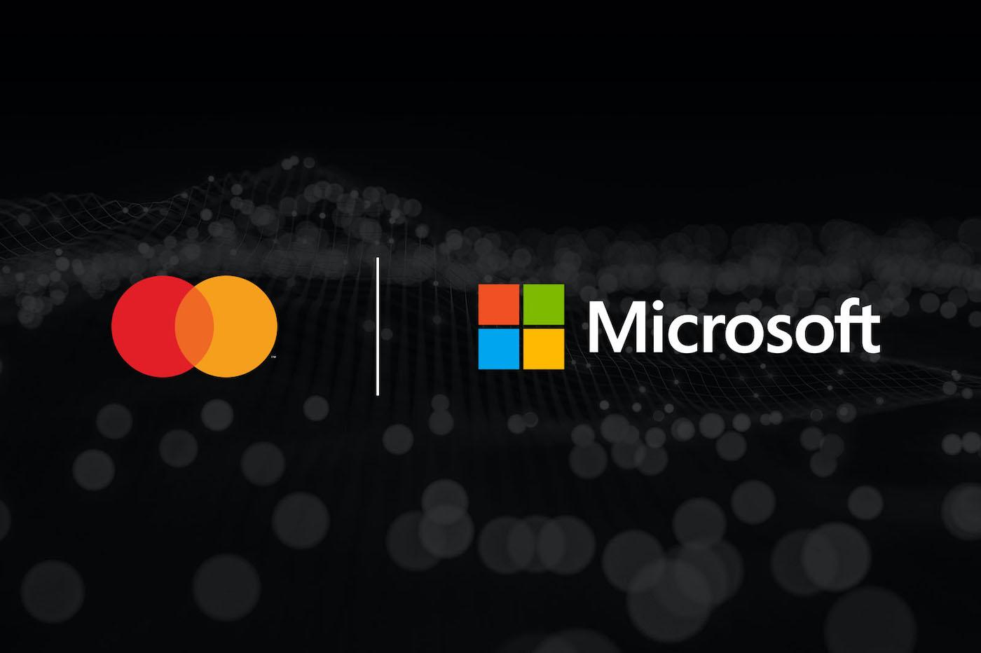 Mastercard et Microsoft
