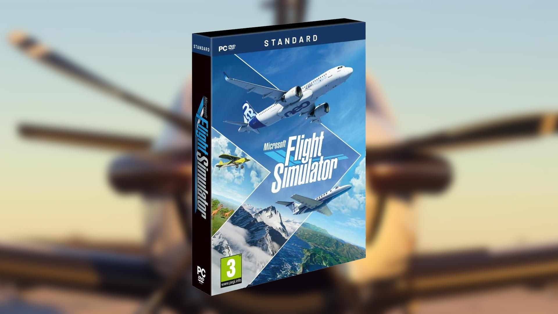 Microsoft Flight Simulator Edition Standard