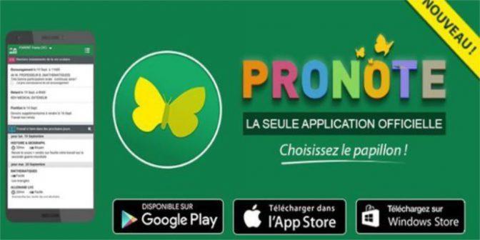 Télécharger Pronote