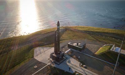 Rocket Lab fusée