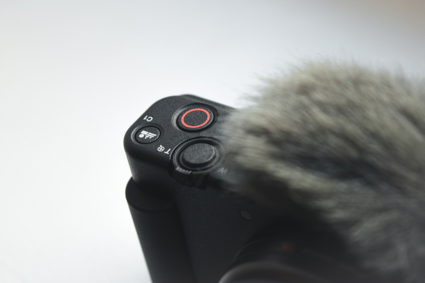 Sony ZV1 Rec