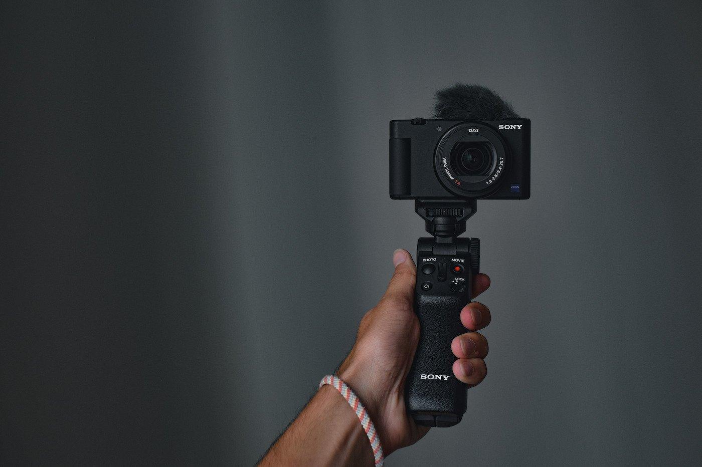 Sony ZV1 vlog kit