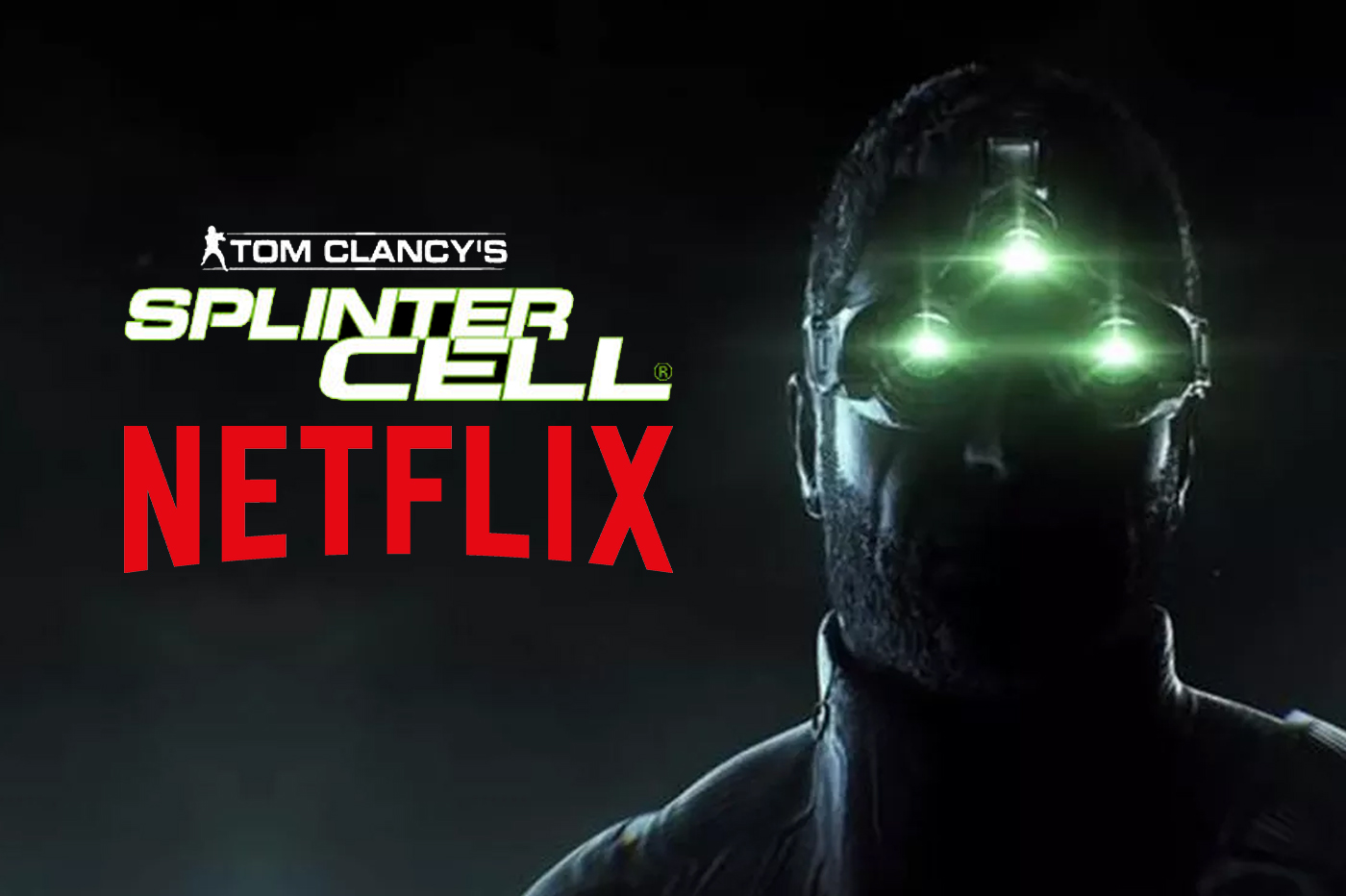 Splinter Cell : Sam Fisher sera bientôt de retour, mais sur Netflix !