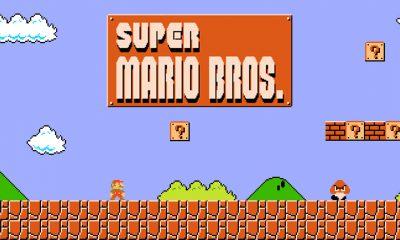 Super Mario Bros. 1985 NES