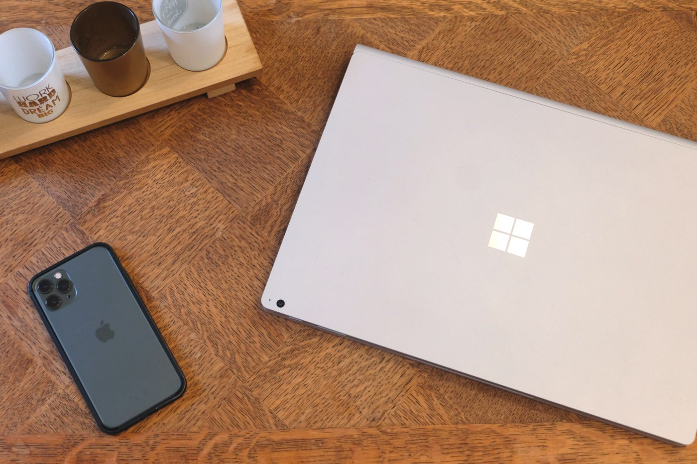 test surface book 3
