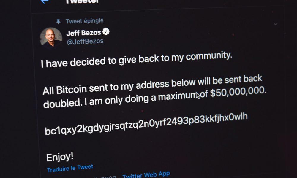 Twitter cyber attaque