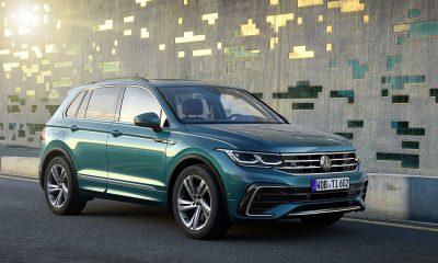 Volkswagen Tiguan restylé 2020
