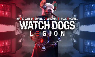 Watch Dogs Legion Infos Date de Sortie Collector et Plus Encore..