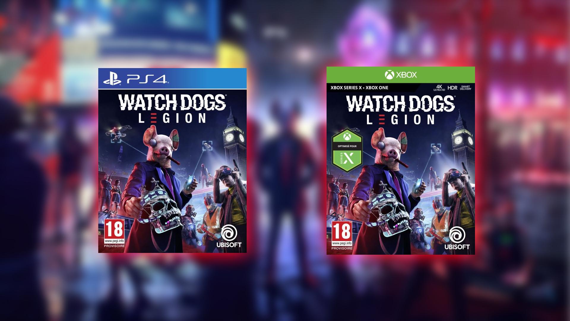 Watch Dogs Legion Edition Standard