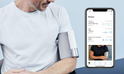 Withings levée de fonds