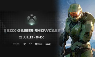 Xbox Games Showcase 23 Juillet 2020 Xbox Series X
