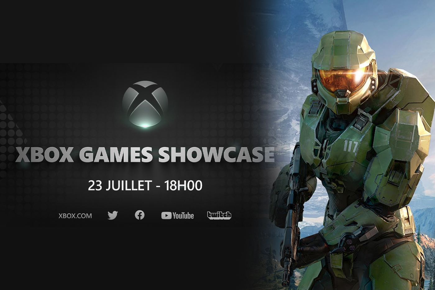 Xbox Games Showcase 23 Juillet 2020 Xbox Series X