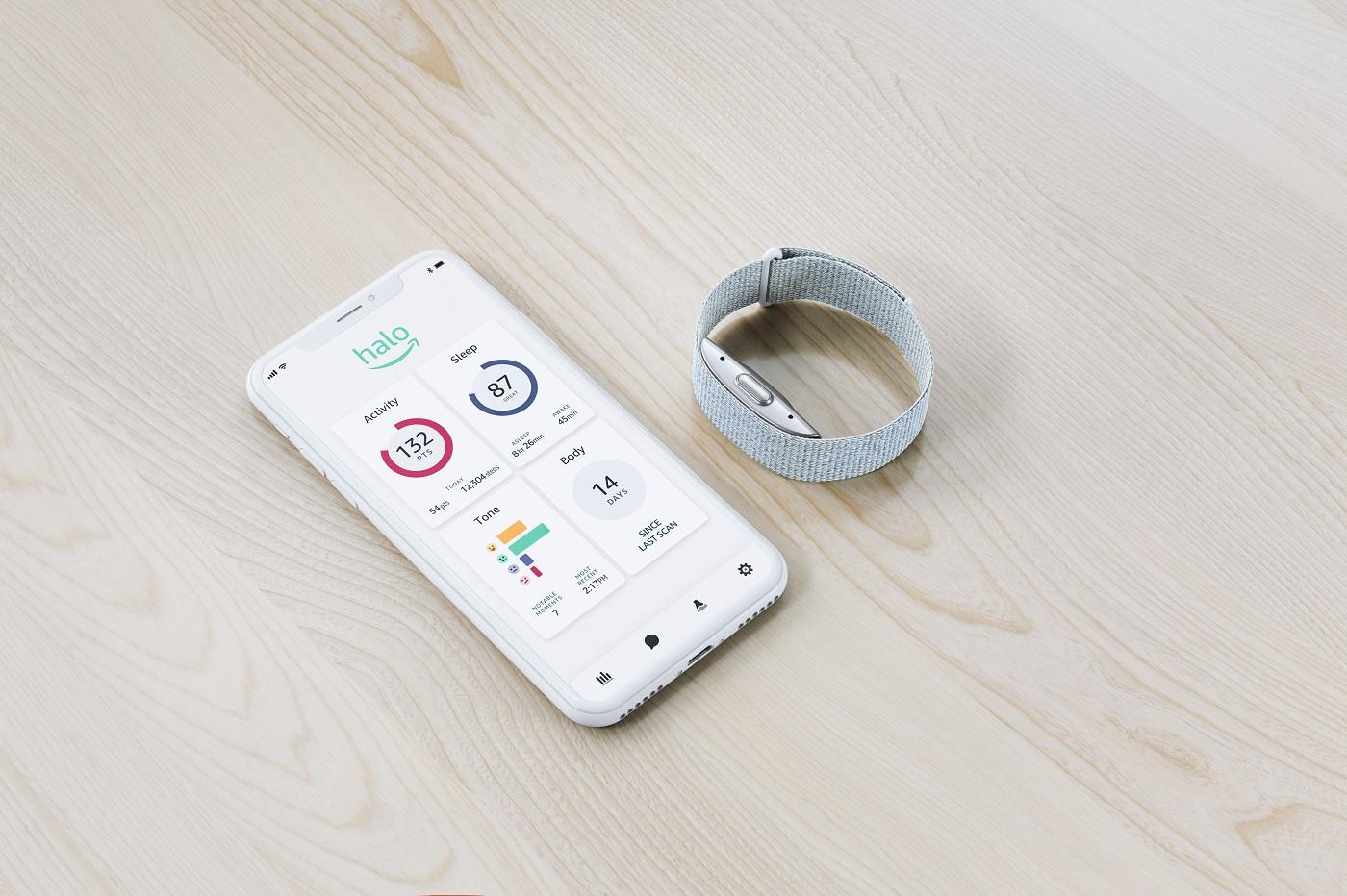 Amazon lance un bracelet connecté pour contrer Fitbit et l'Apple Watch