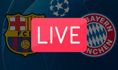 Barcelone Bayern Streaming