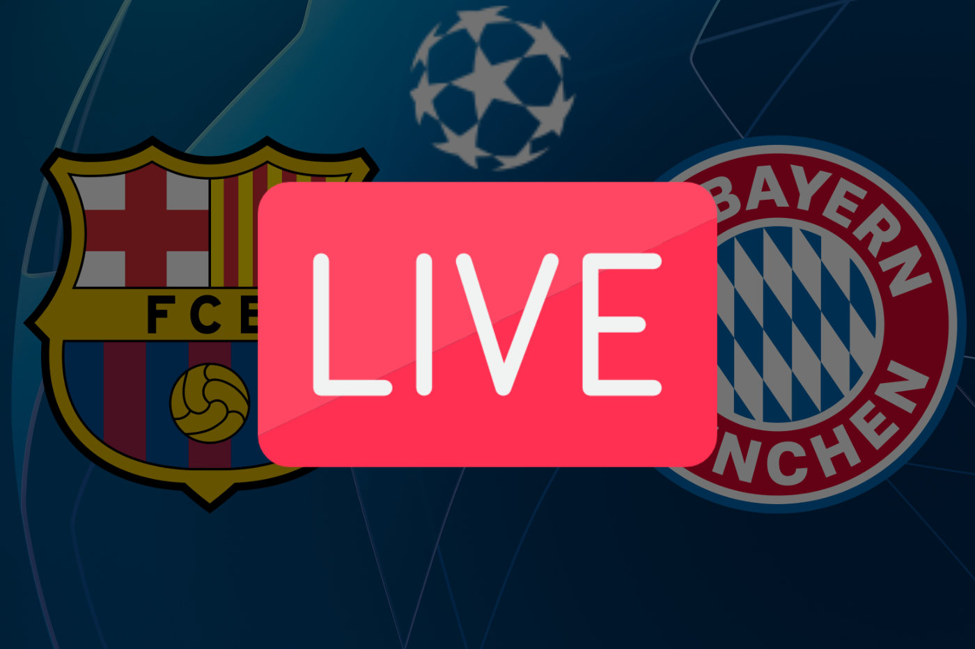 Barcelone Bayern Streaming