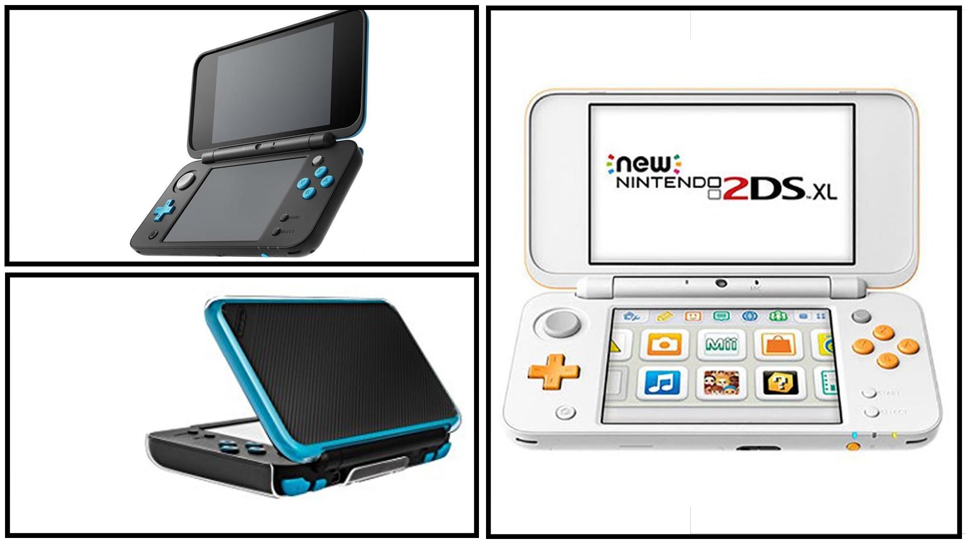 Fiche New Nintendo 2DS XL