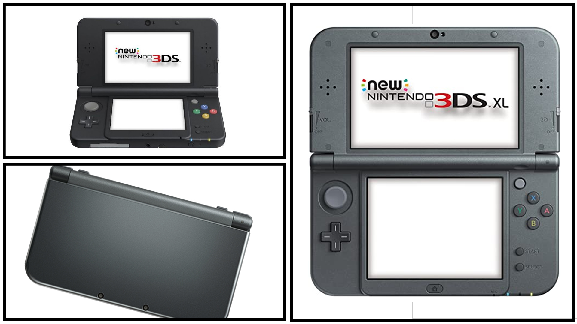 Fiche New Nintendo 3DS