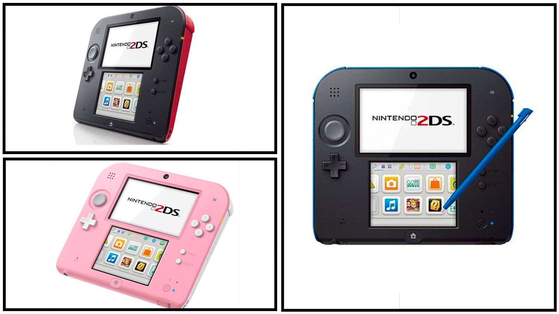 Fiche Nintendo 2DS