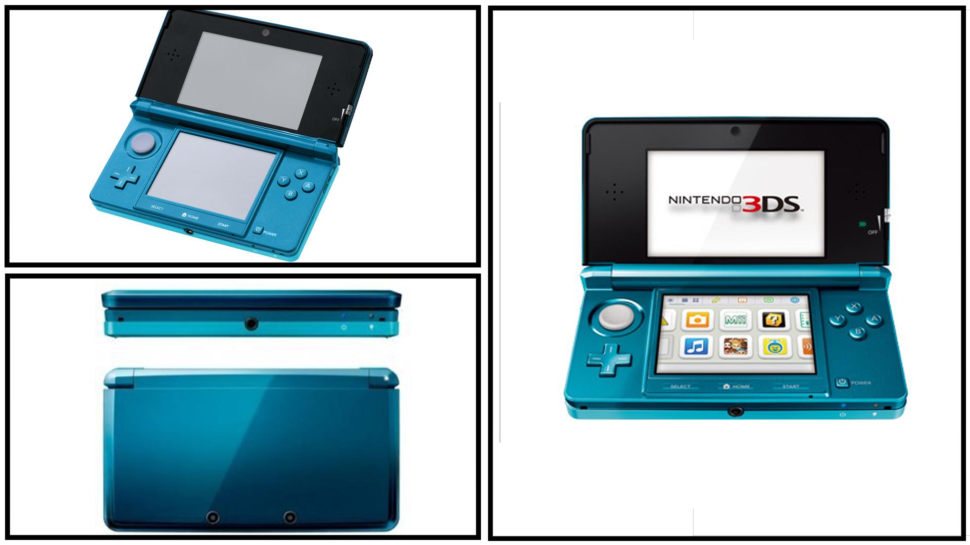 Fiche Nintendo 3DS