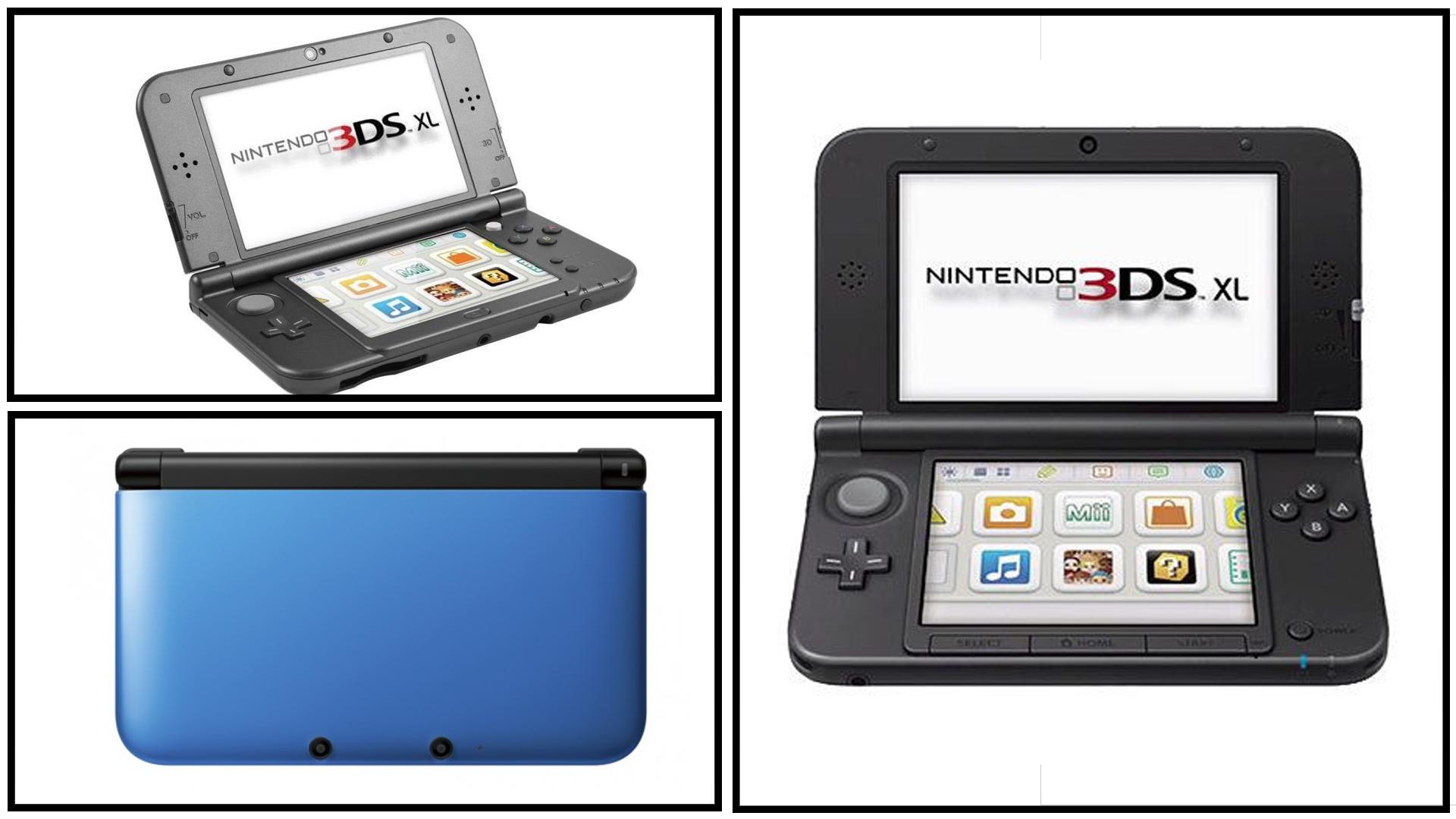 Fiche Nintendo 3DS XL
