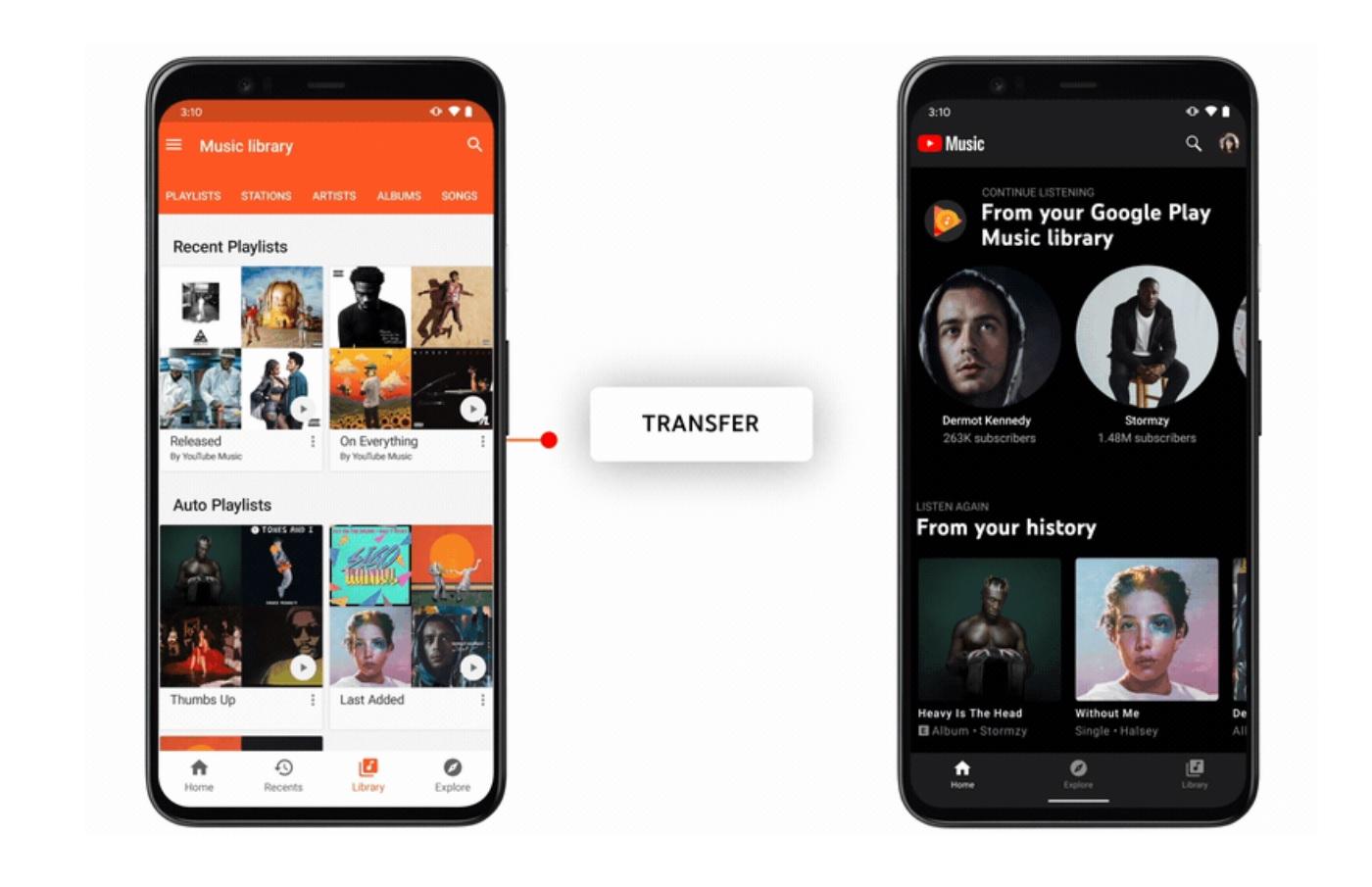 Google Play Music n'arrivera pas jusqu'en 2021
