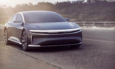 Lucid Air Berline 2021