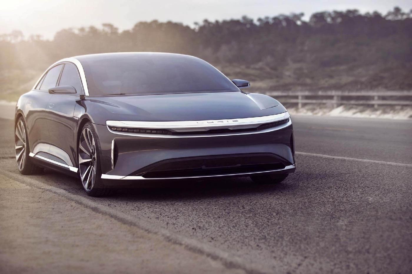 Lucid Motors veut faire du Tesla, mieux que Tesla