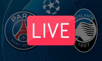 Streaming PSG Atalanta